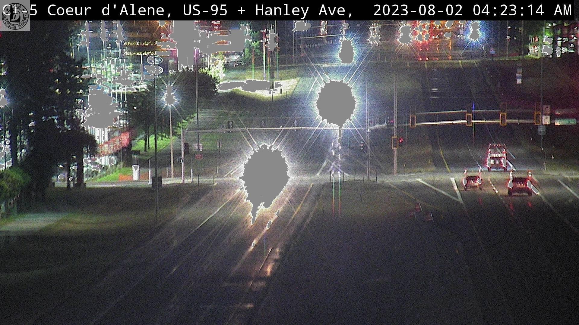 Hanley Ave