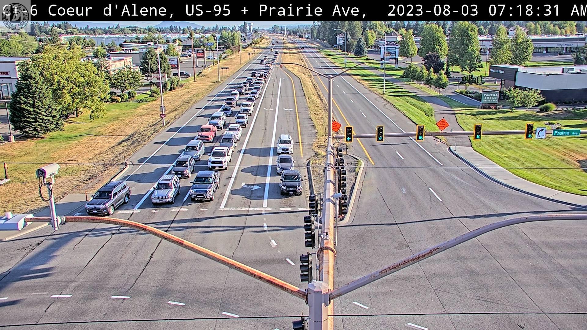 Prairie Ave