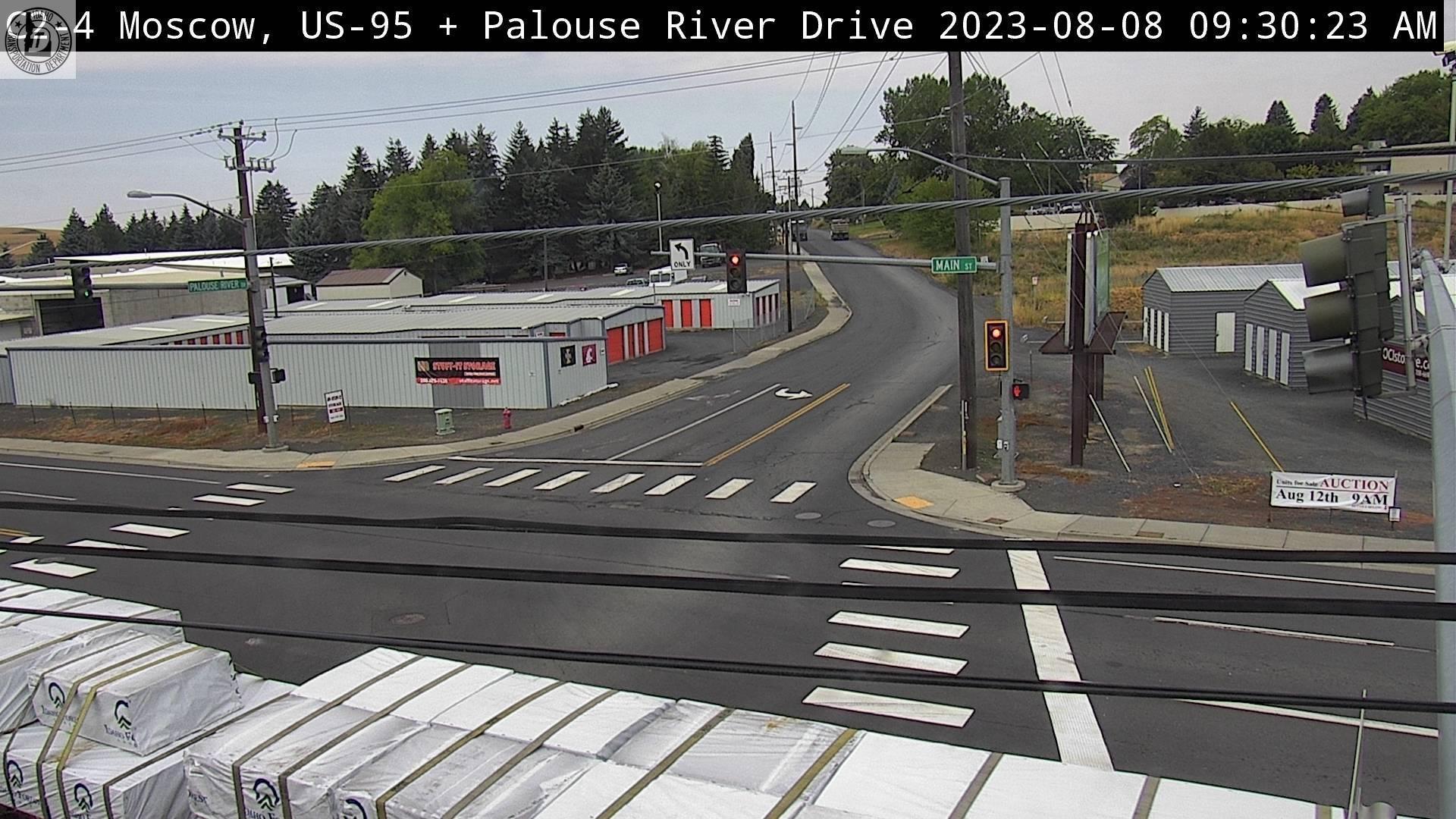 Palouse River Dr