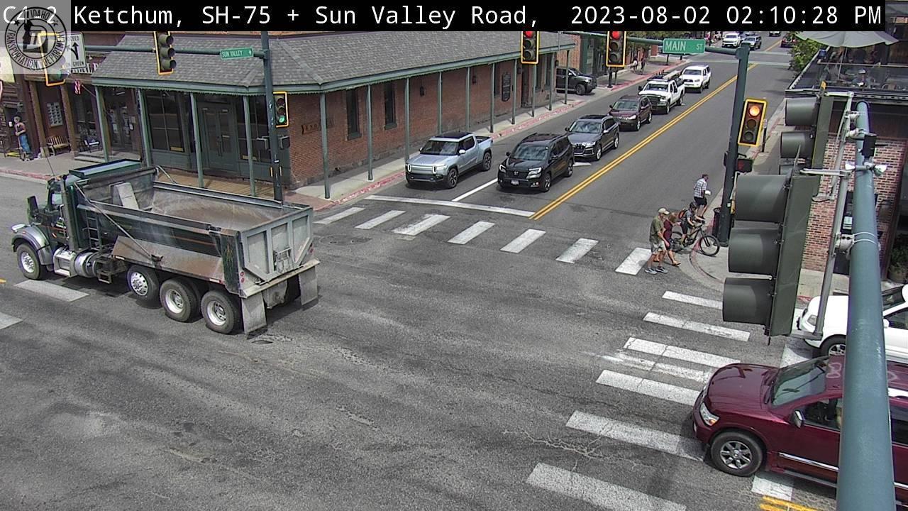 Sun Valley Rd