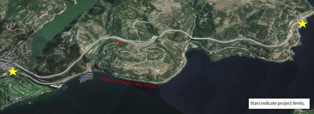 CDA Lake Drive