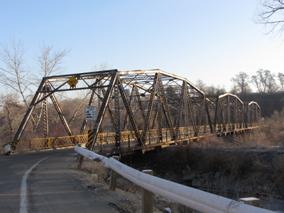 Old Highway 30 Bridge