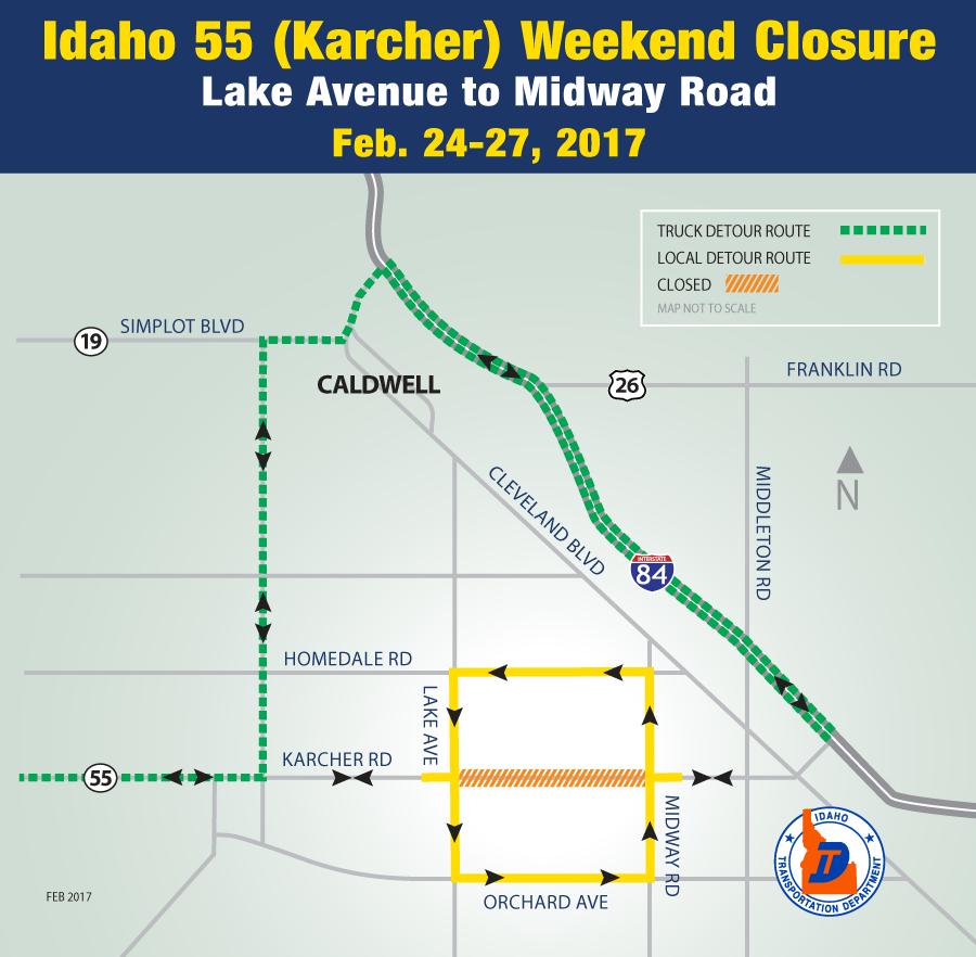 Karcher Midway Detour